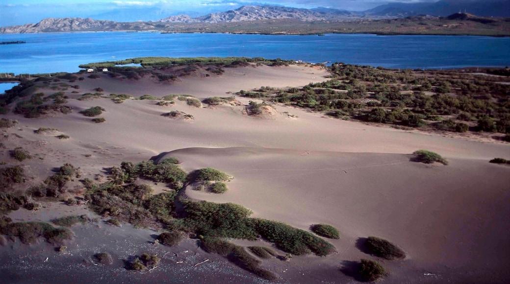 Barahona showing tropical scenes, landscape views and general coastal views