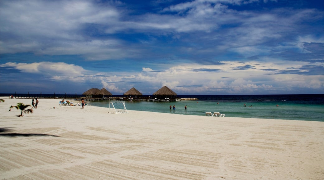 Juan Dolio which includes a luxury hotel or resort, a sandy beach and island images