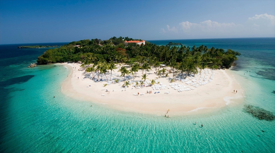Dominican Republic showing island images, landscape views and tropical scenes