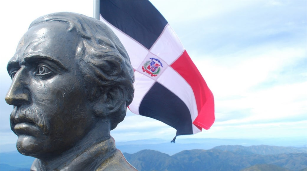 Dominican Republic featuring a monument and a statue or sculpture
