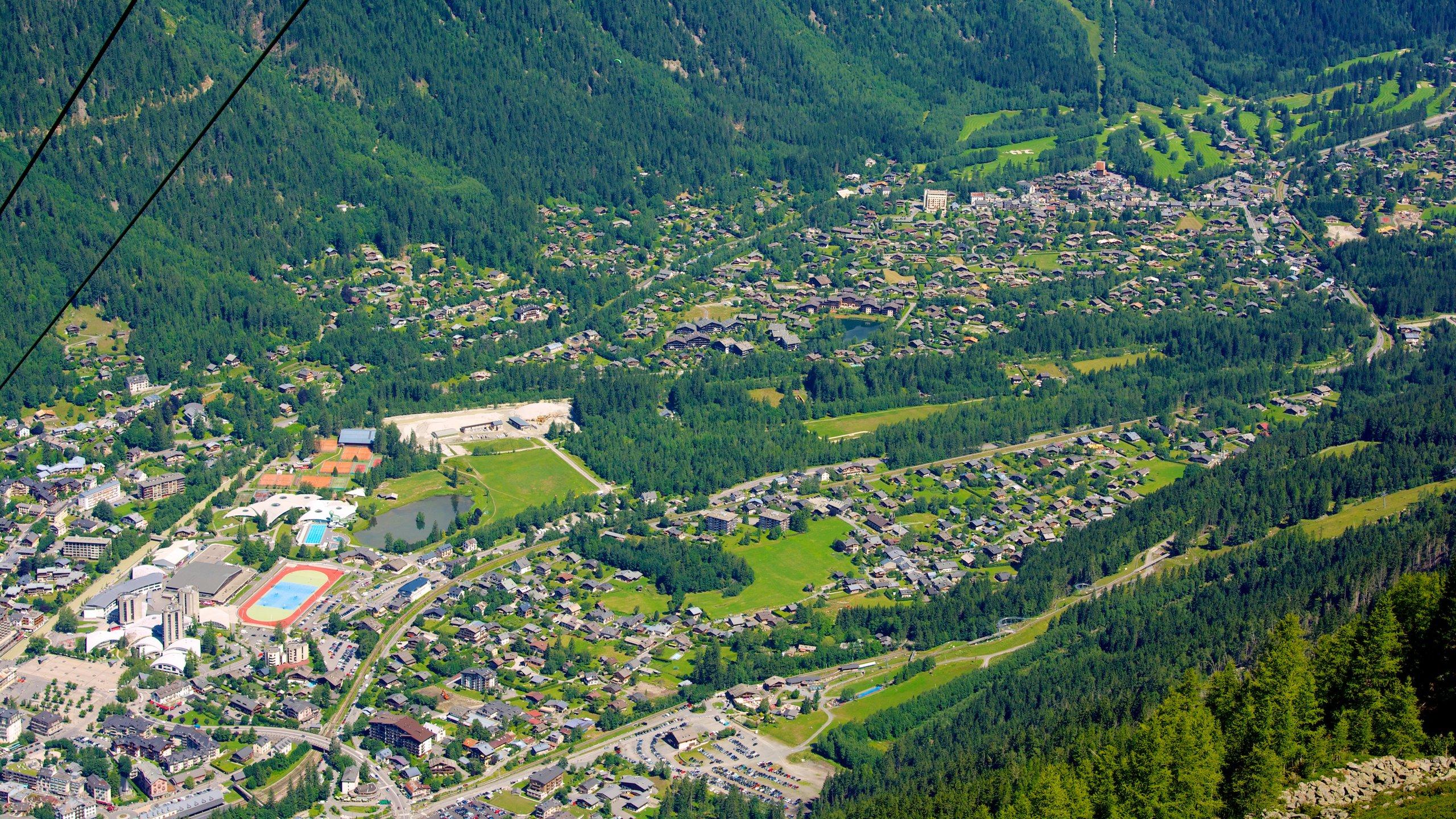 Montaña Aiguille du Midi, Chamonix-Mont-Blanc, Alta Saboya (departamento), Francia
