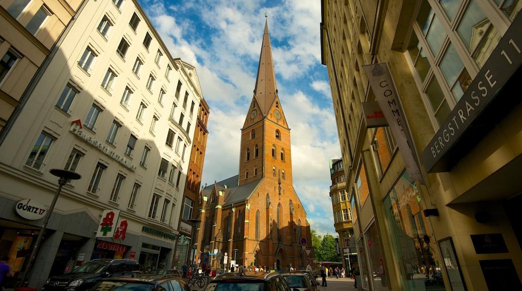 Centre-ville d'Hambourg