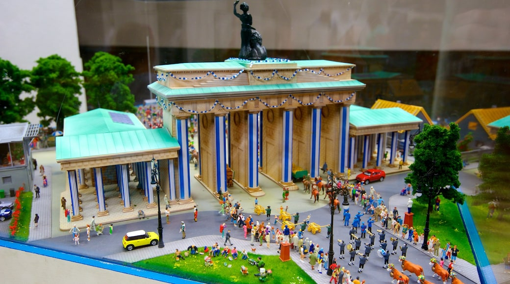 Miniatur Wunderland which includes interior views and rides