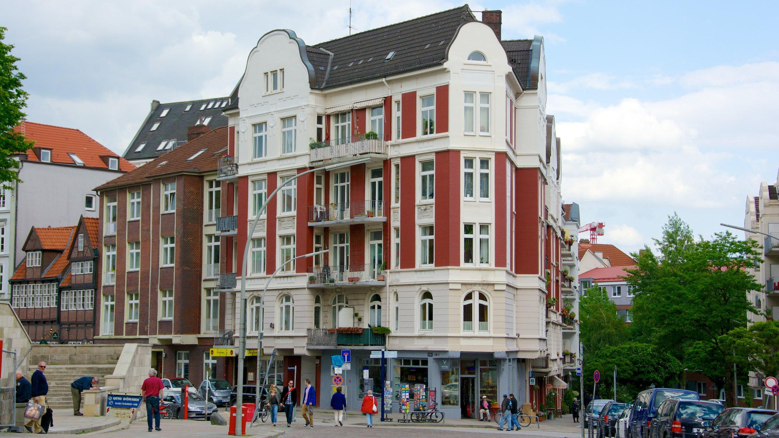 Neustadt, Hamburg, Deutschland