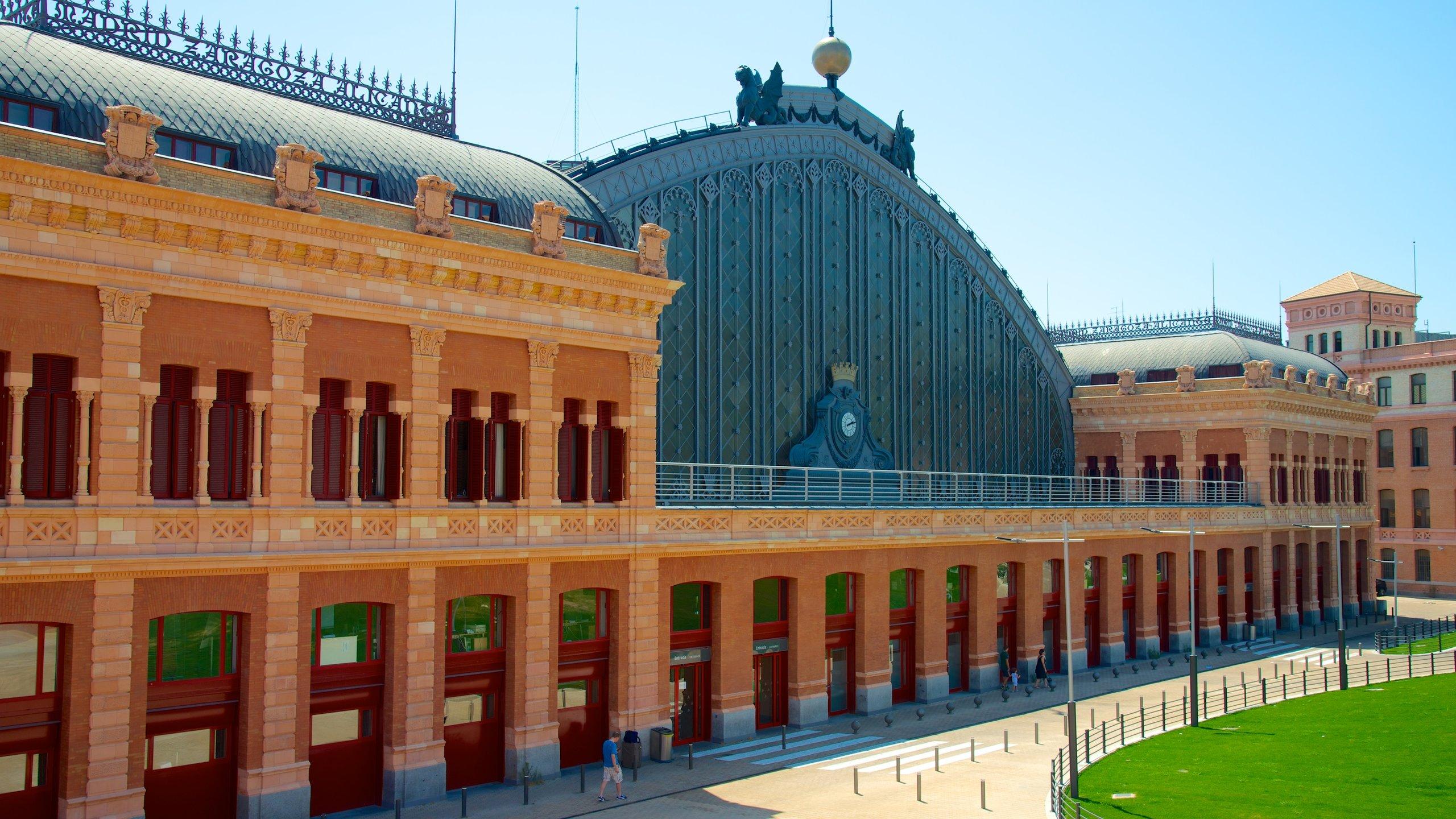 Madrid, Spain (XOC-Atocha Train Station)
