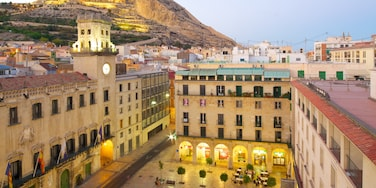 Stadtzentrum von Alicante, Alicante, Valencianische Gemeinschaft, Spanien