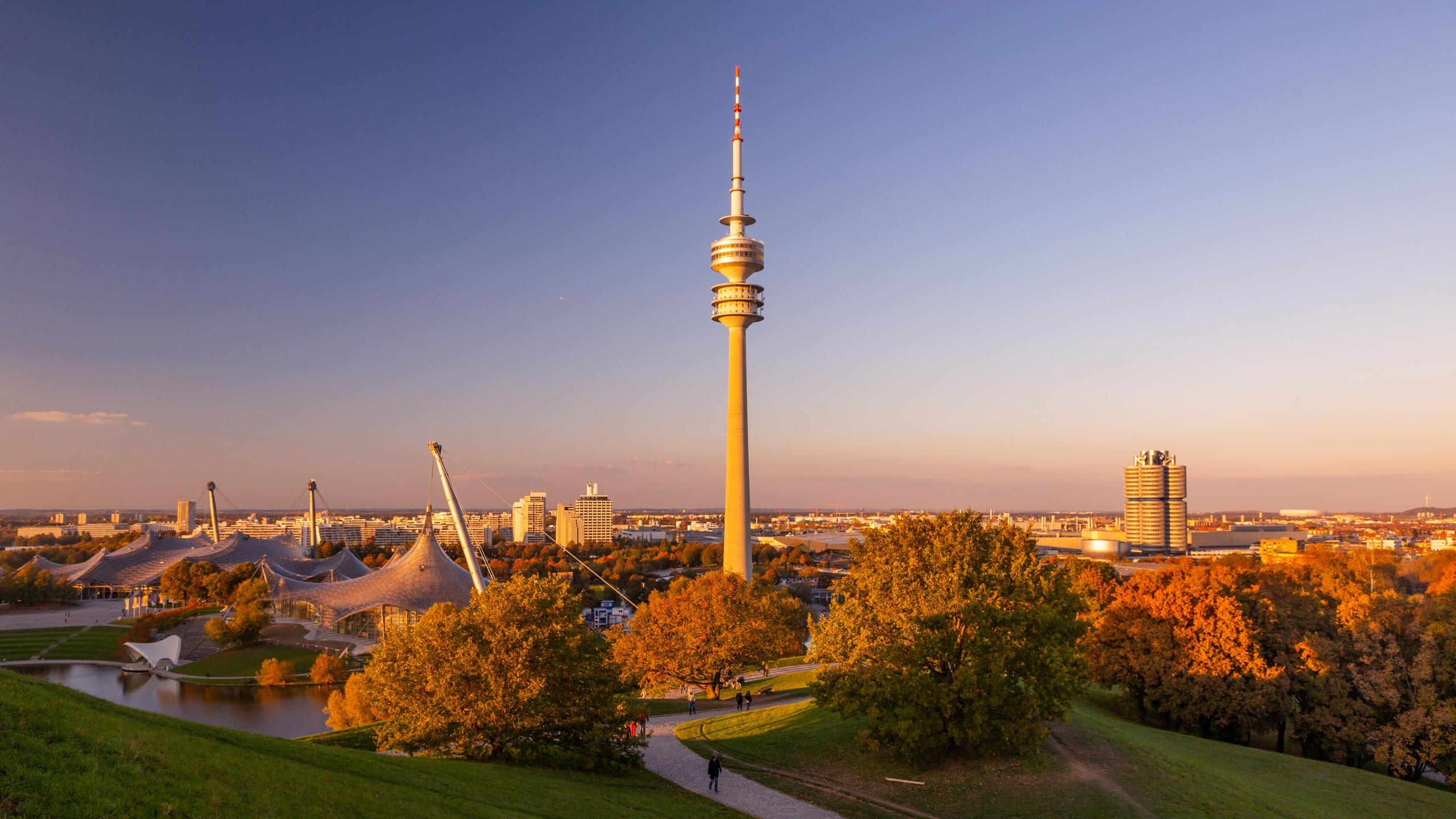 Olympiapark, München