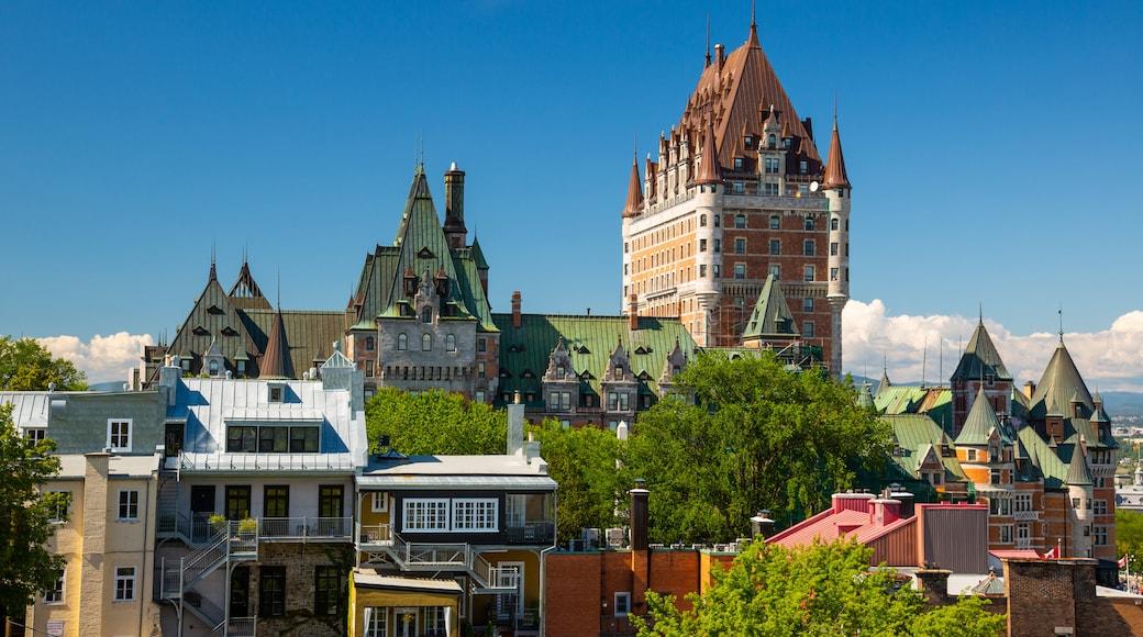 Parks Canada's Dufferin Terrace