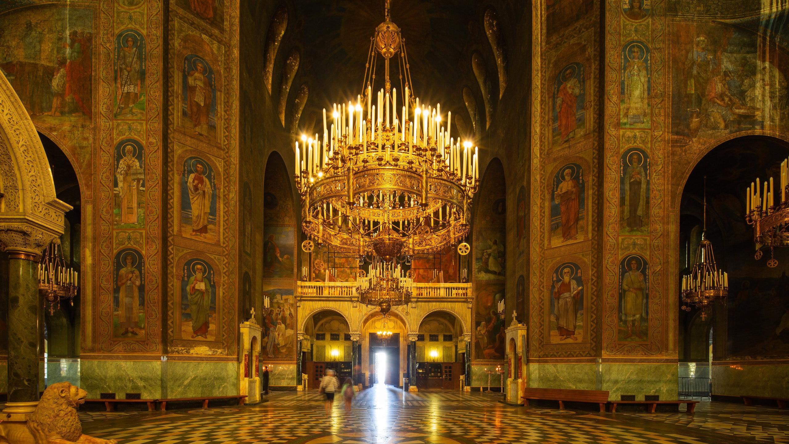 Sobór św. Aleksandra Newskiego, Sofia, Miasto Sofia, Bułgaria