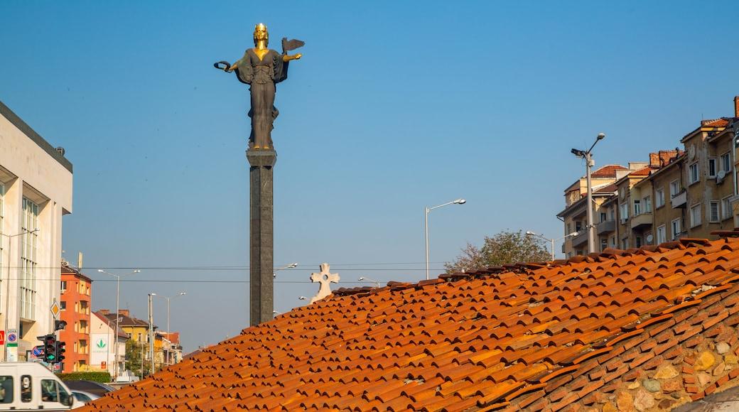 Sint Sofia Monument