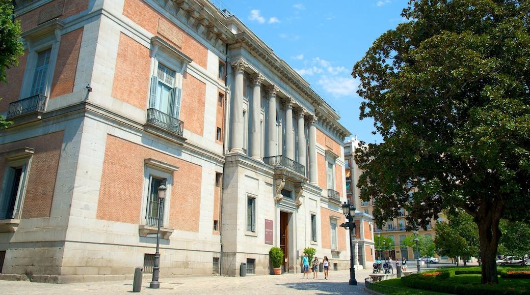 Prado-Museum das einen Platz oder Plaza