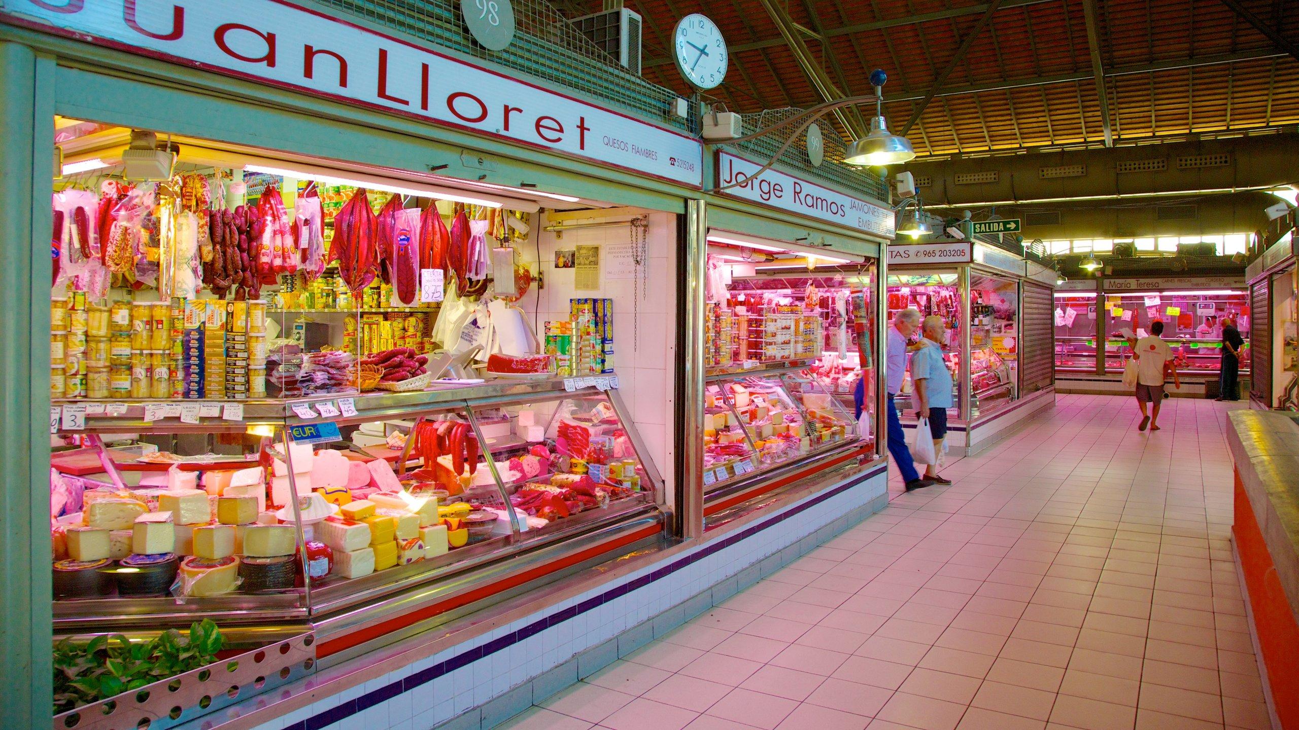 51125 Central Market - Roteiro em Alicante: descubra os principais pontos turísticos da cidade