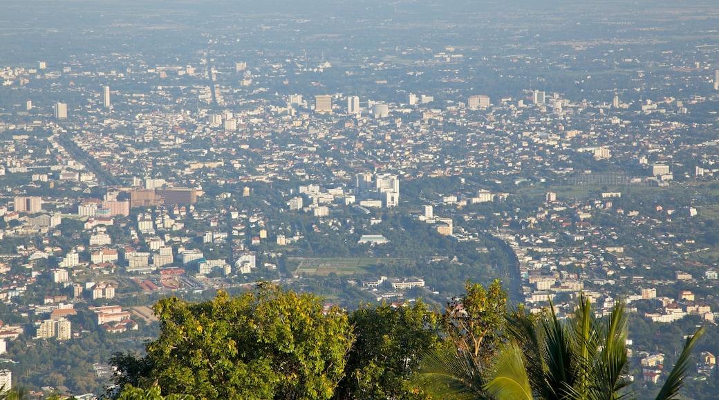 Chiang Mai trong đó bao gồm phong cảnh và thành phố