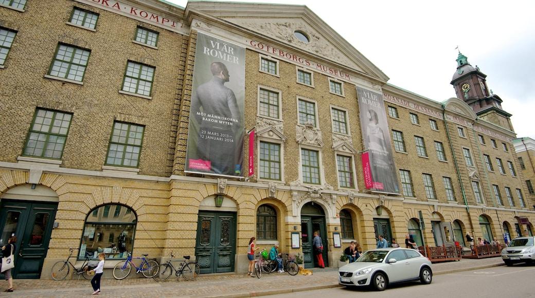 Stadsmuseet presenterar en stad och gatuliv