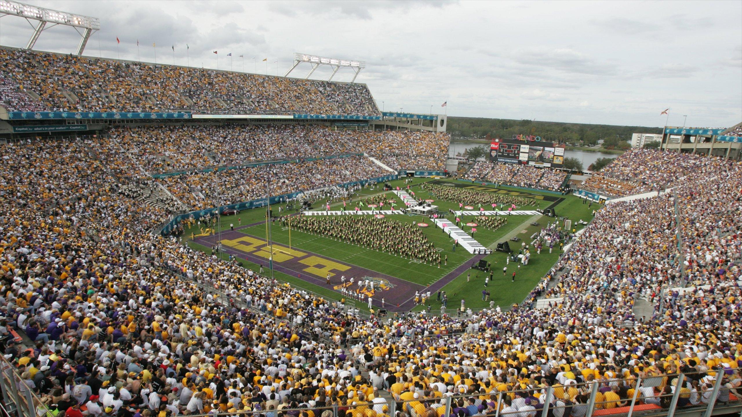 Camping World Stadium, Orlando, Florida, United States of America