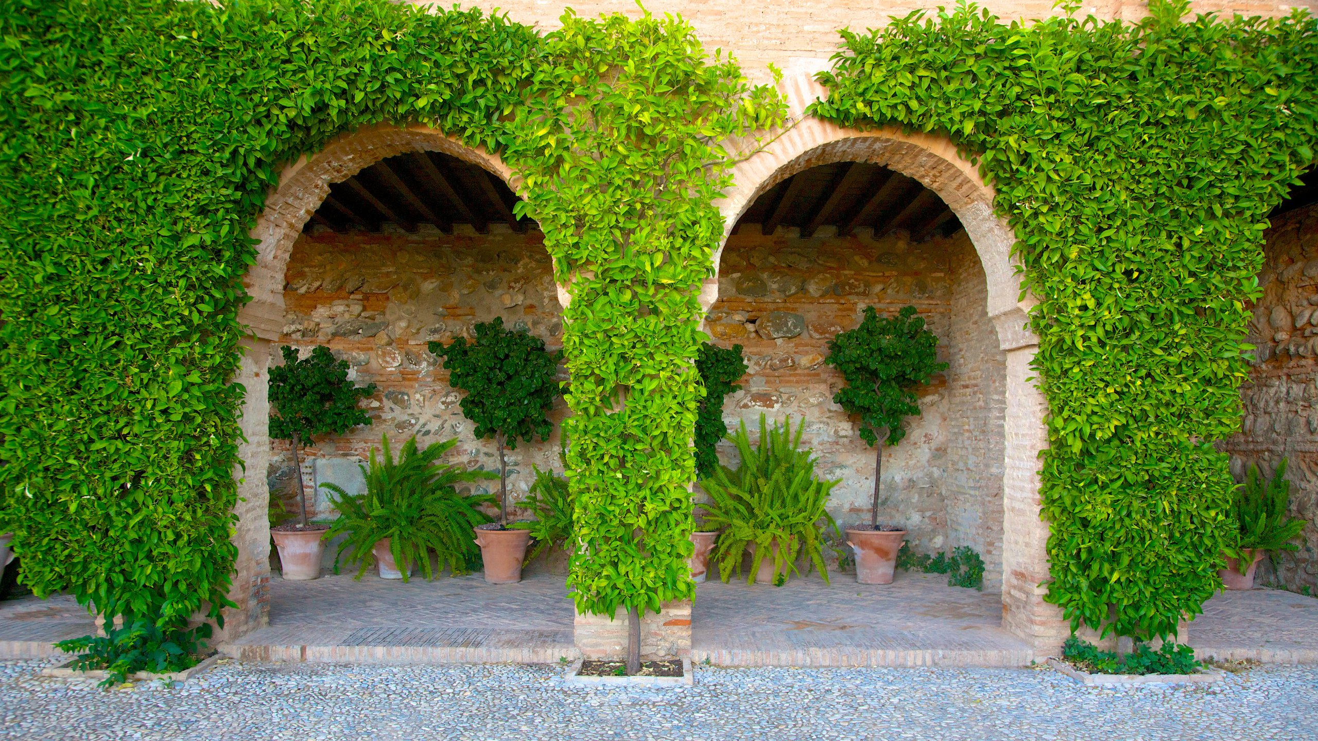 The palatial summer retreat of the Alhambra is one of the world's great gardens and a fascinating window into the lives and loves of Granada's Moorish rulers.