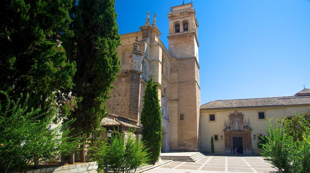 San Jeronimo Kloster mit einem Kirche oder Kathedrale und historische Architektur