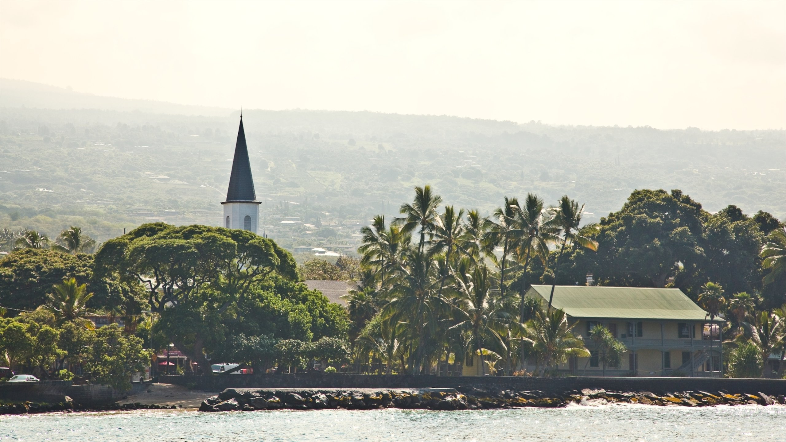 Historic Kailua Village, Kailua-Kona, Hawaii, United States of America