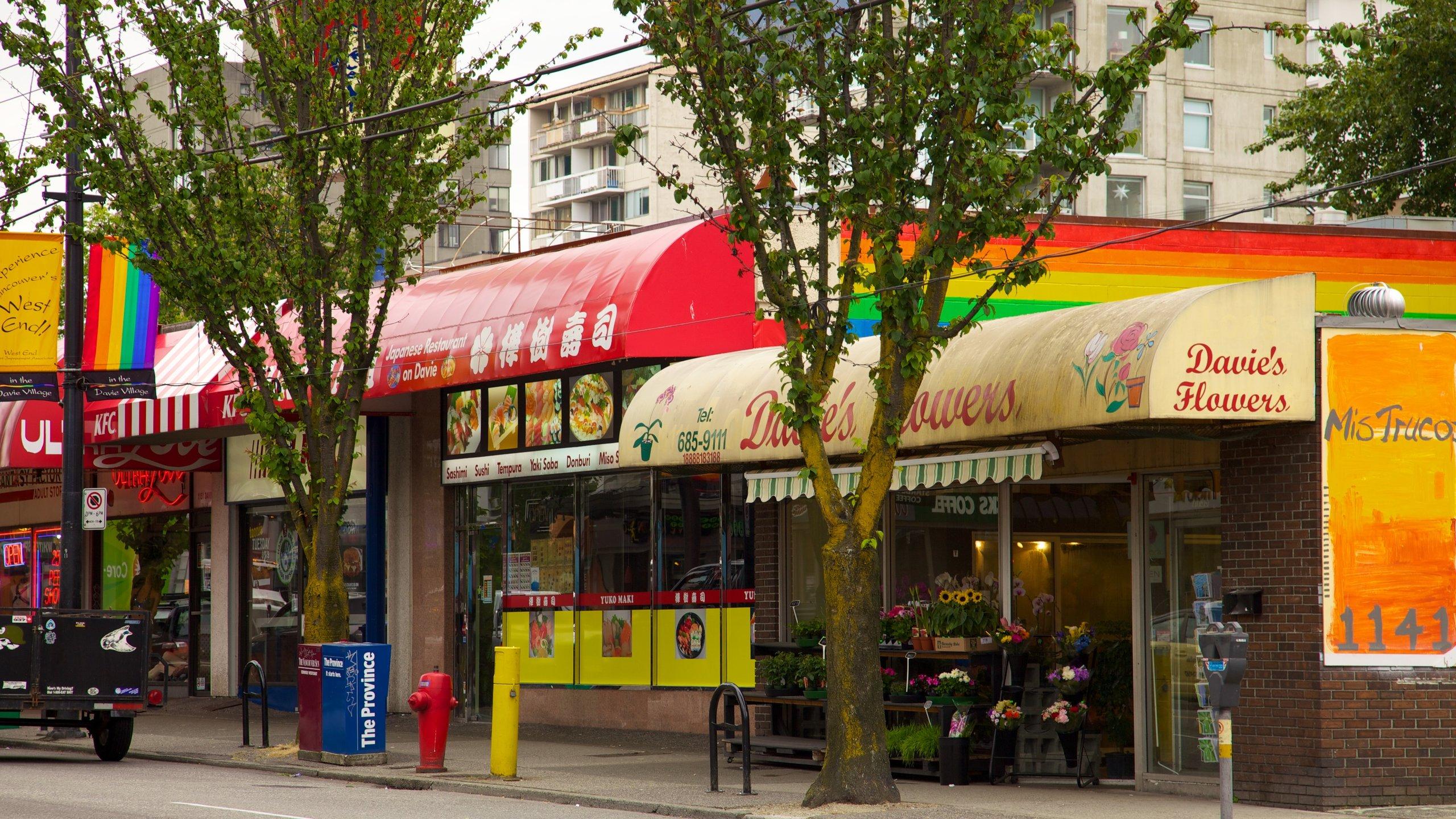 West End, Vancouver, British Columbia, Kanada