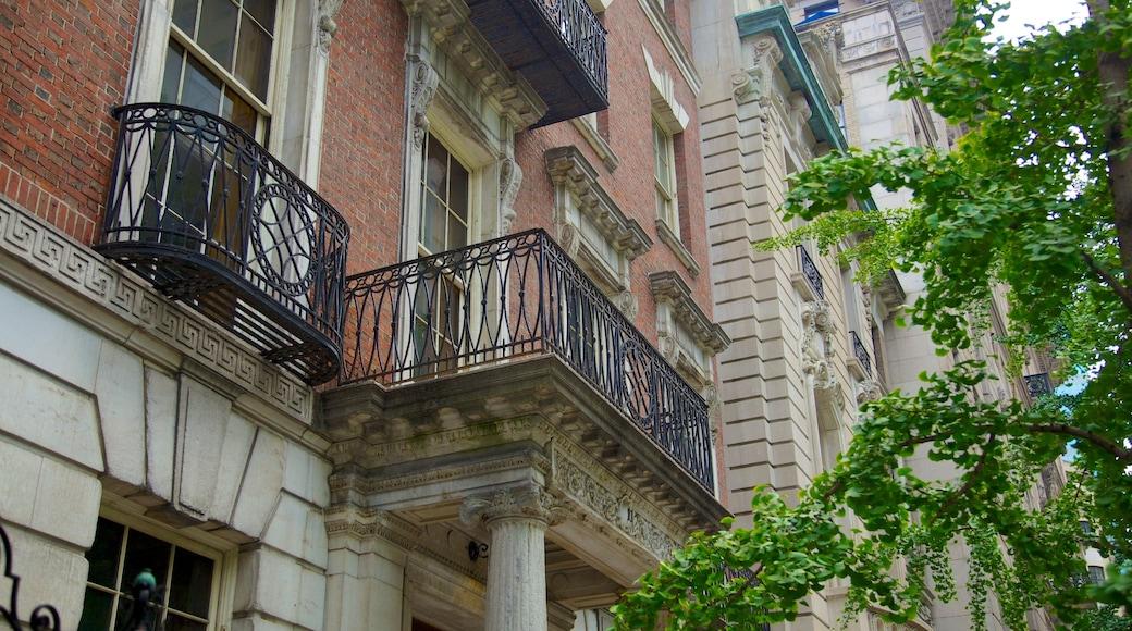 5th Avenue som inkluderer by og kulturarv