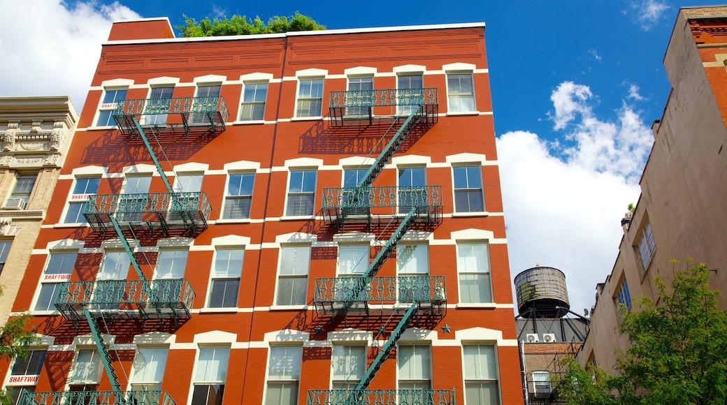 SoHo – Tribeca fasiliteter samt by