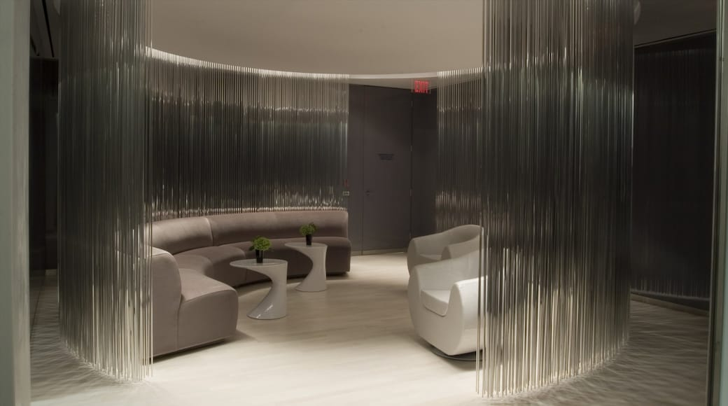 Bloor West Village featuring interior views and shopping