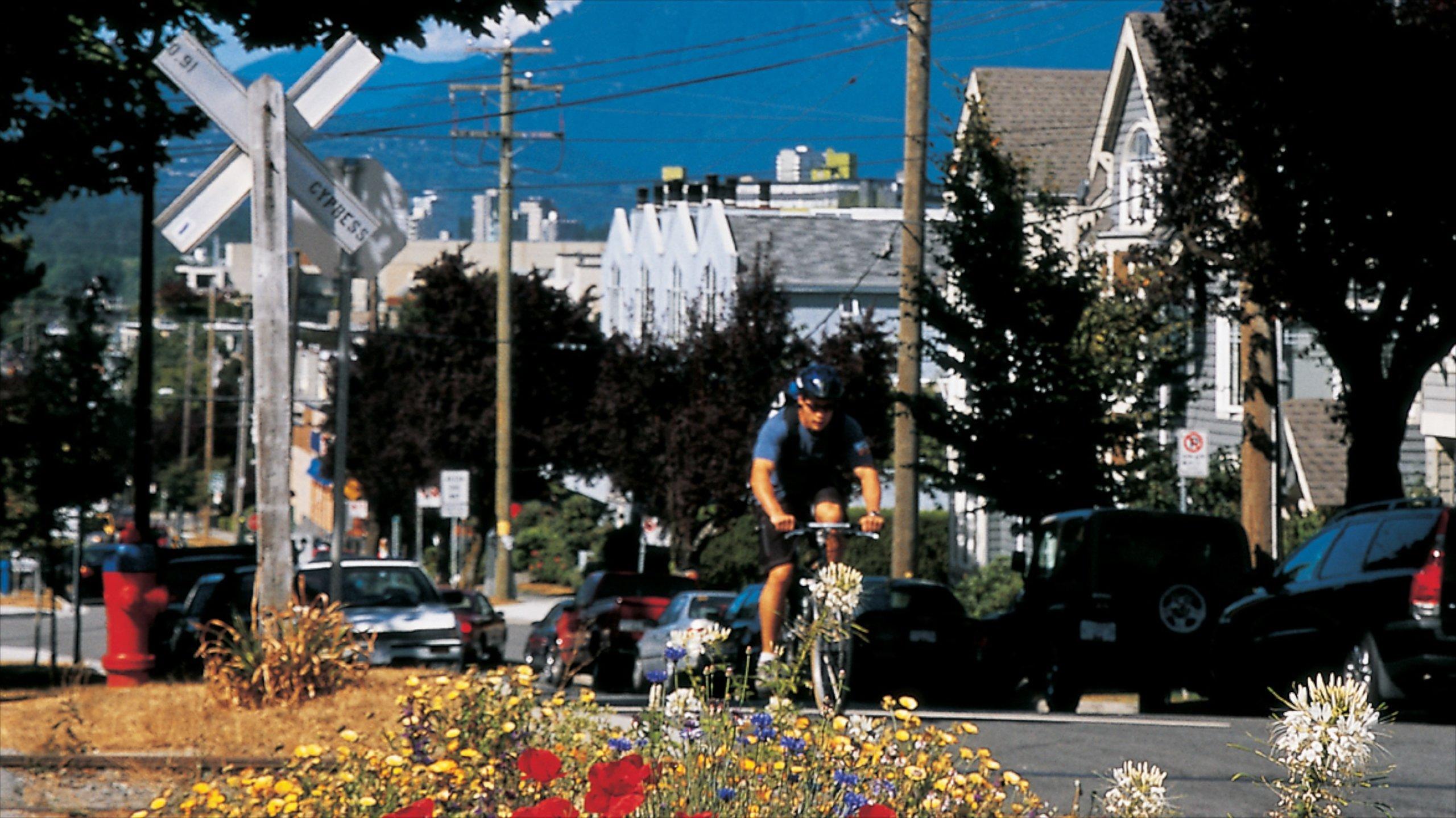 West Side, Vancouver, British Columbia, Kanada