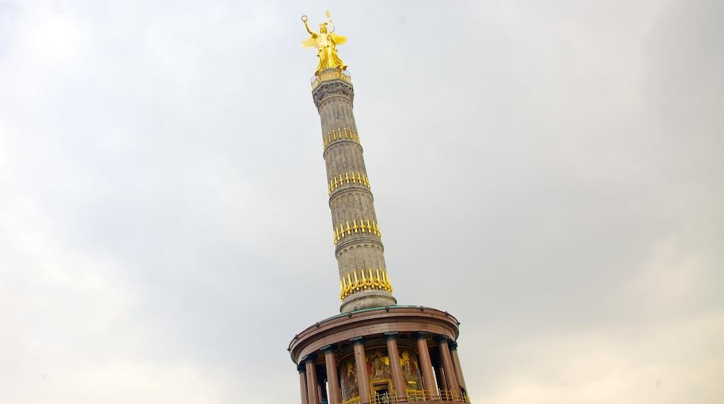 Siegessäule welches beinhaltet Monument, Geschichtliches und Statue oder Skulptur