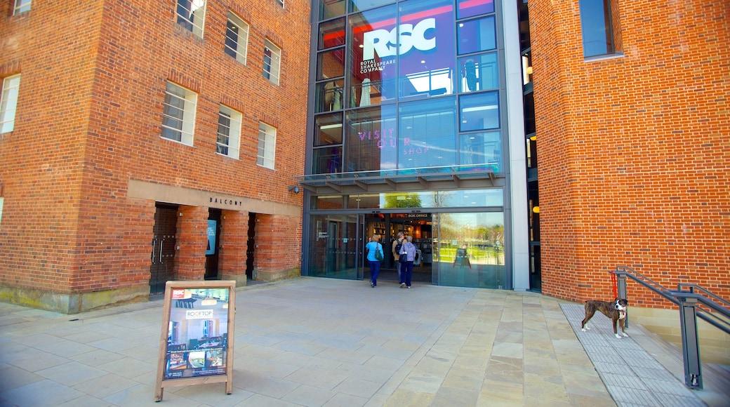 Birmingham featuring theatre scenes