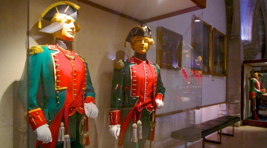 Maritime Museum featuring interior views
