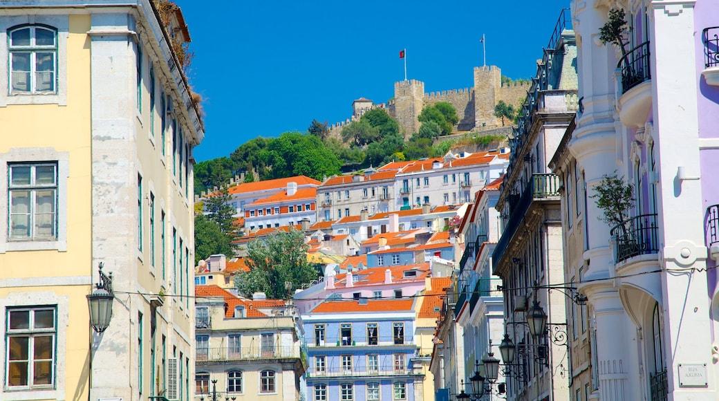 Lisbon featuring a city