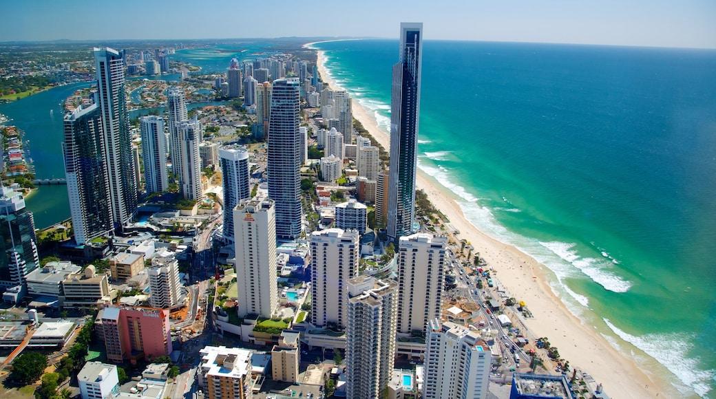 SkyPoint 觀景台 设有 城市, 摩天大樓 和 現代建築