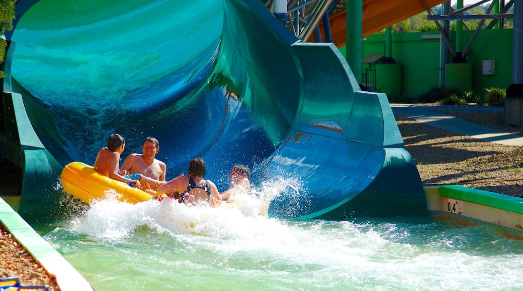 WhiteWater World featuring a water park