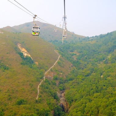 Lantau North Country Park