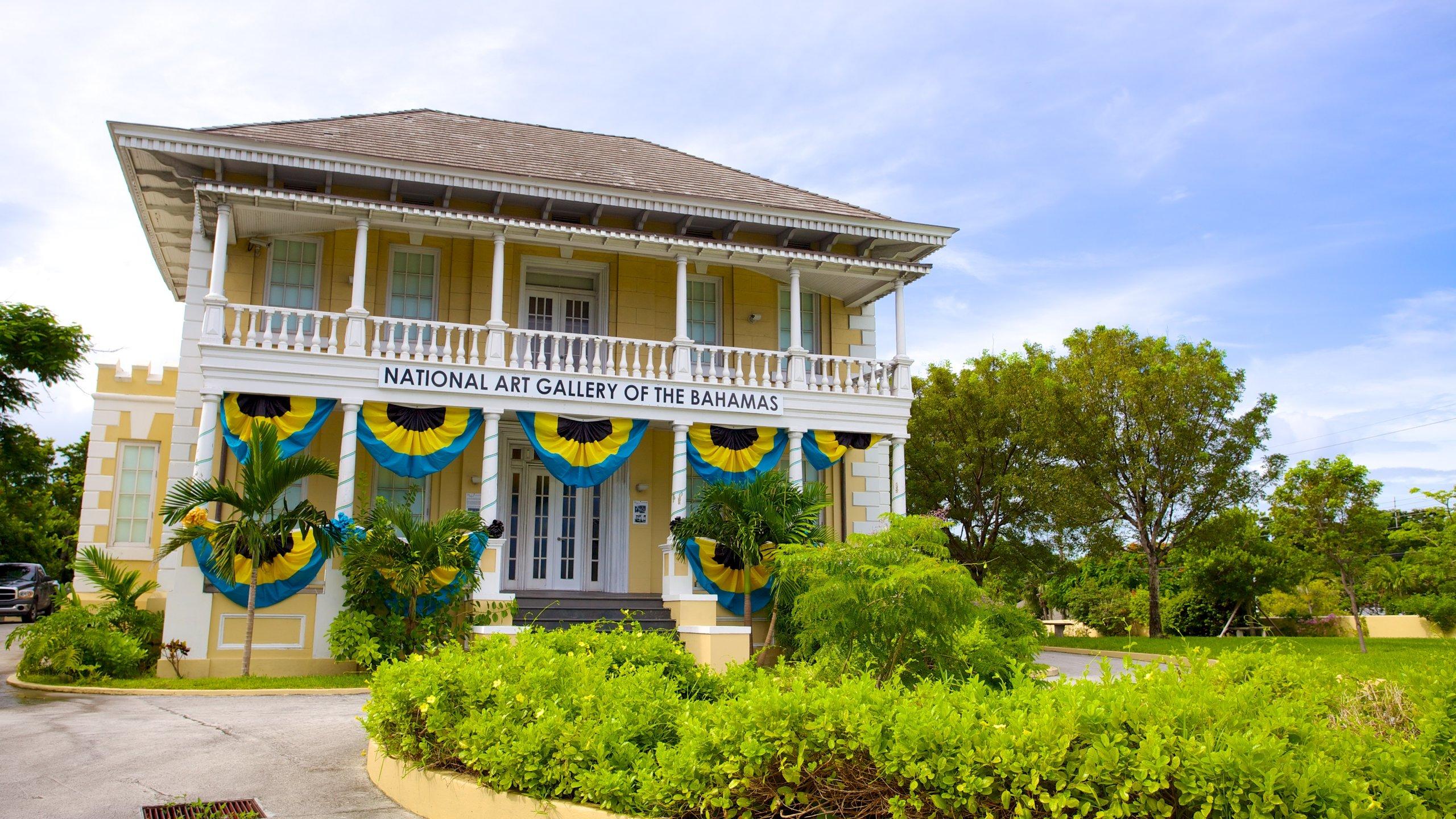 Entdecken Sie in dieser faszinierenden Kunstgalerie die traditionelle Kunst der Bahamas und wichtige Kunstwerke der Kolonialzeit.