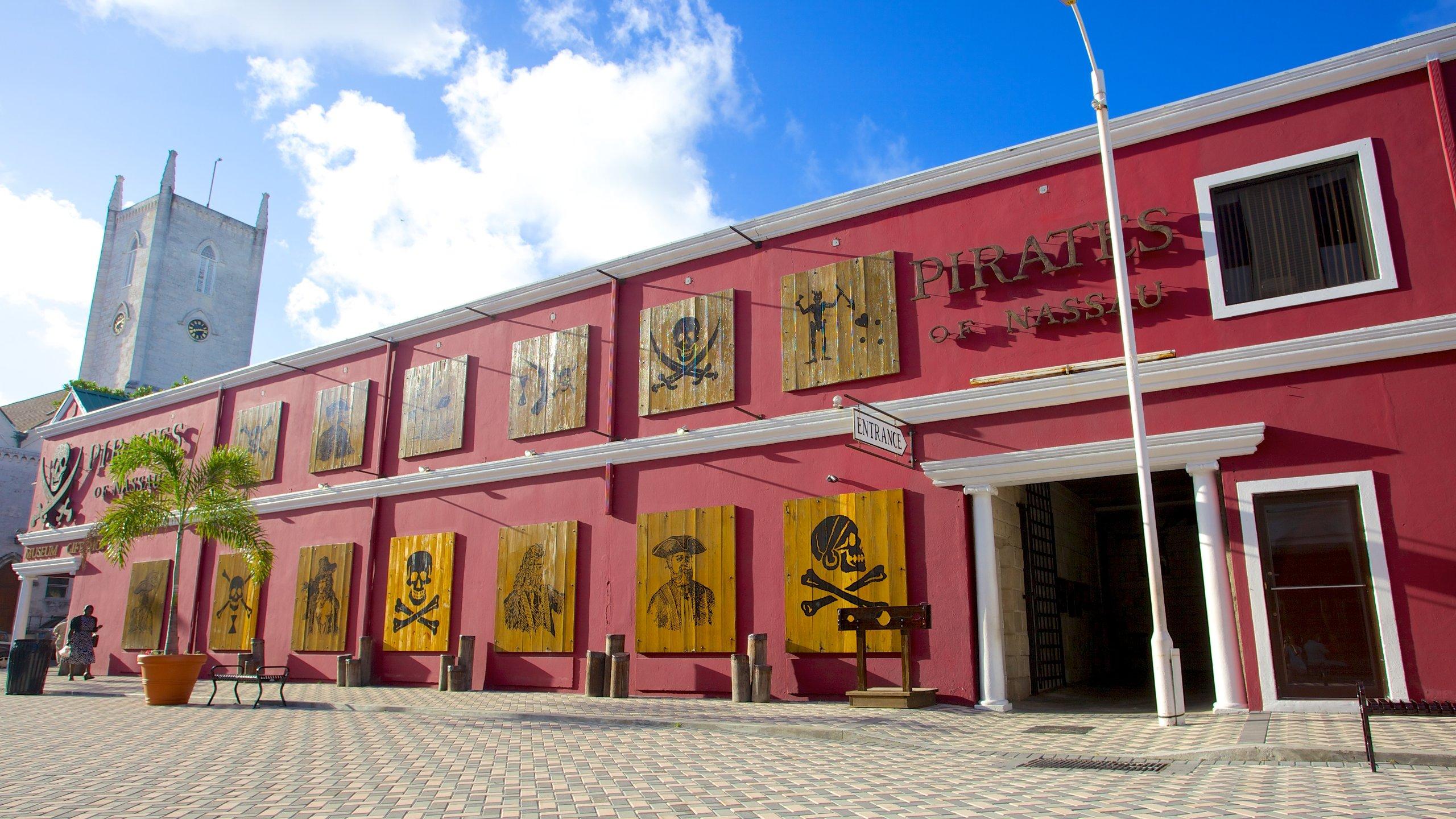 Tauchen Sie im interaktiven Piratenmuseum in die abenteuerliche Welt der blutdrünstigen Piraten ein, die im 17. Jahrhundert in Nassau Unterschlupf fanden.