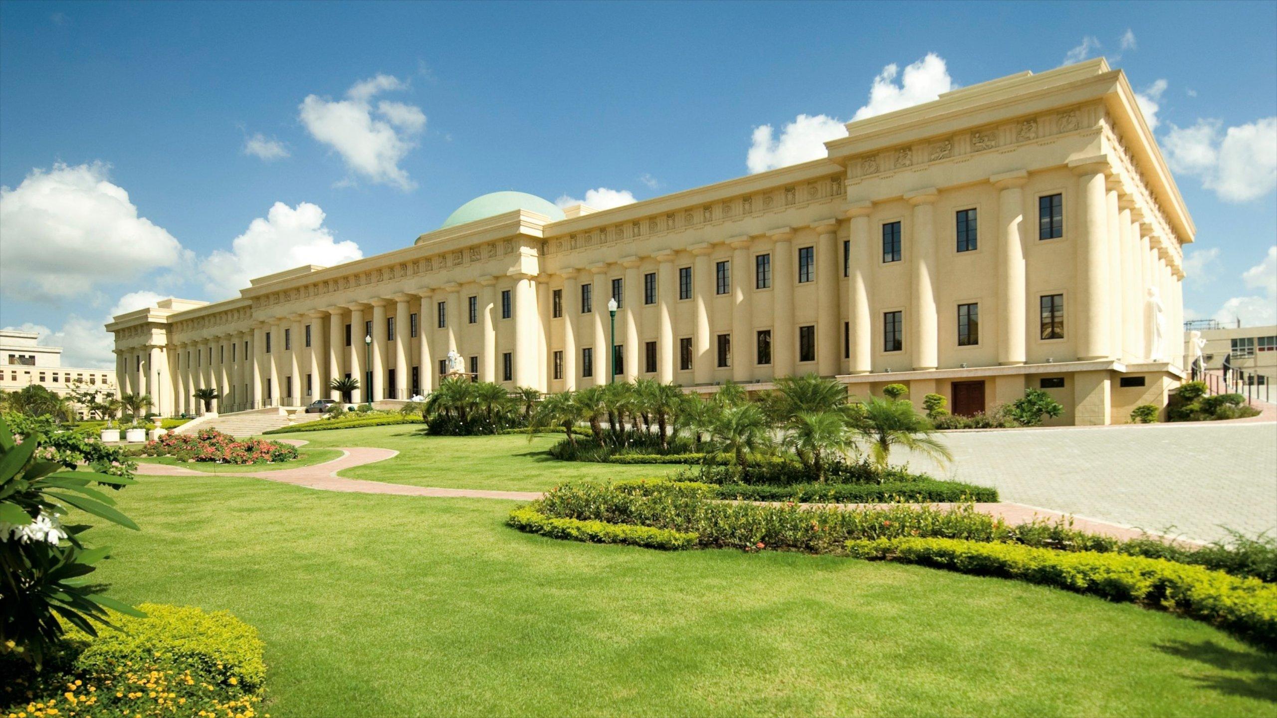 Paleis voor beeldende kunst, Santo Domingo, Distrito Nacional, Dominicaanse Republiek