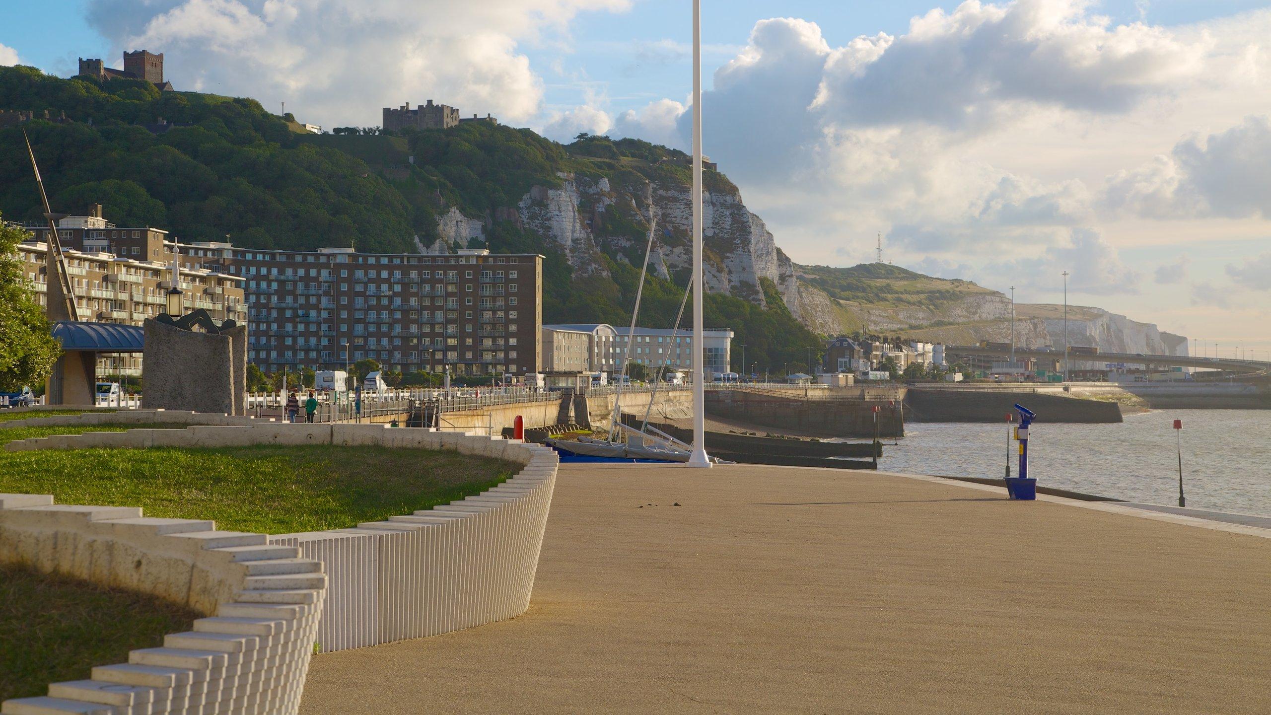 Dover Beach, Dover, England, United Kingdom