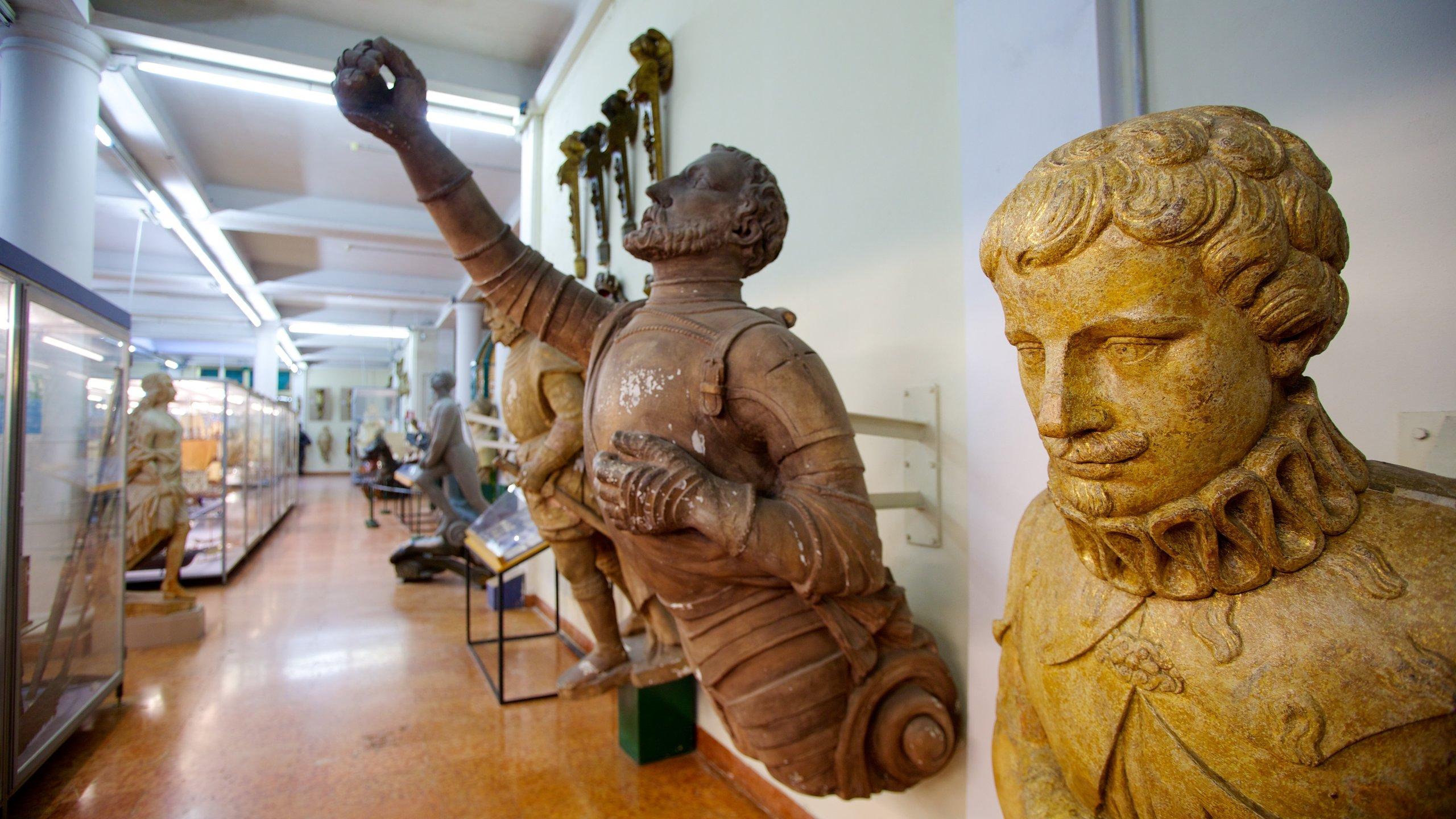 Naval Museum, La Spezia, Liguria, Italy