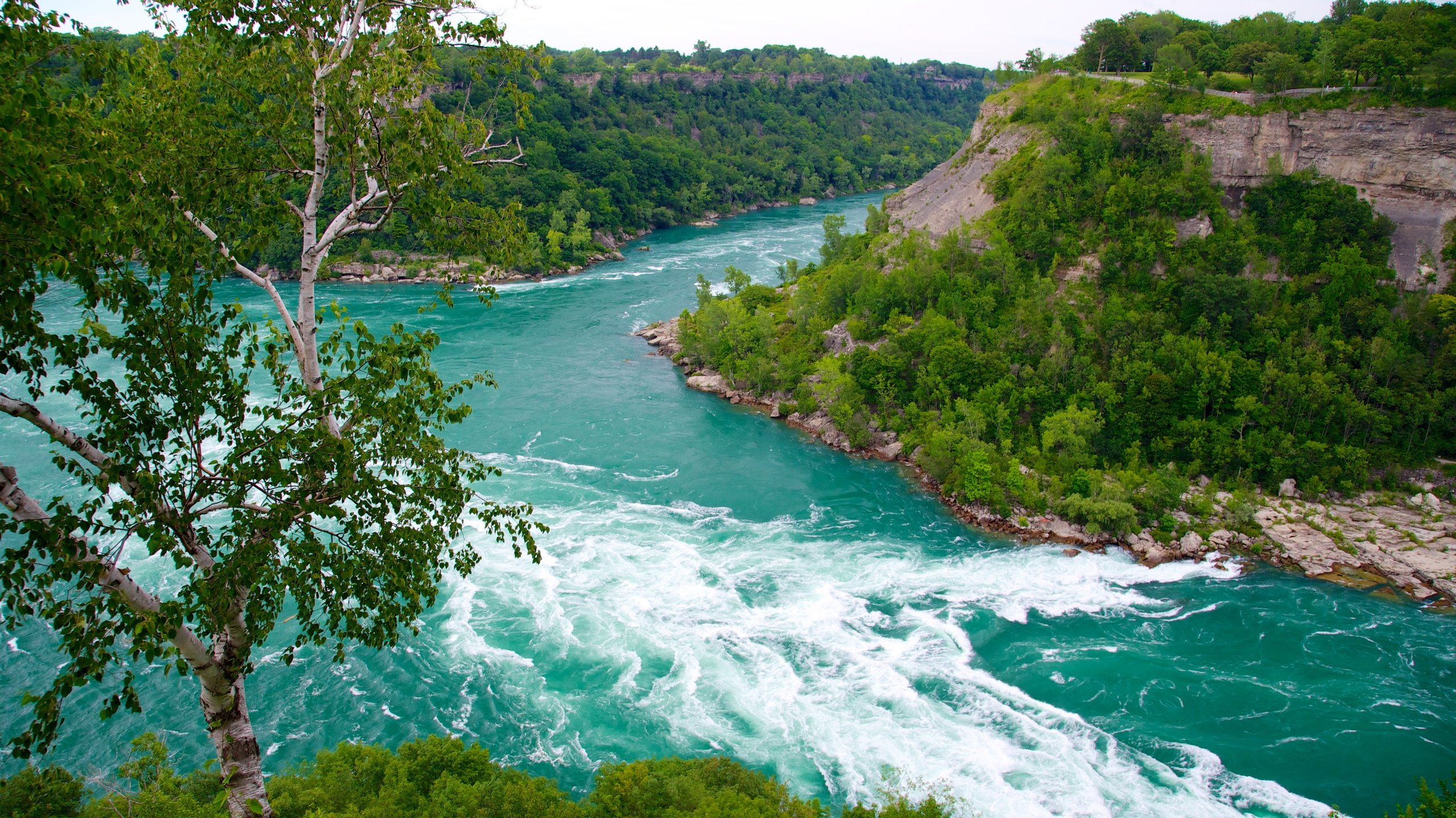 Whirlpool State Park, Niagara Falls, New York, United States of America
