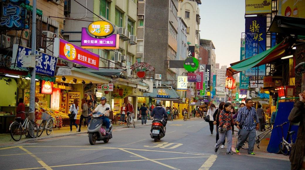 永康街 设有 城市, 購物 和 騎電單車