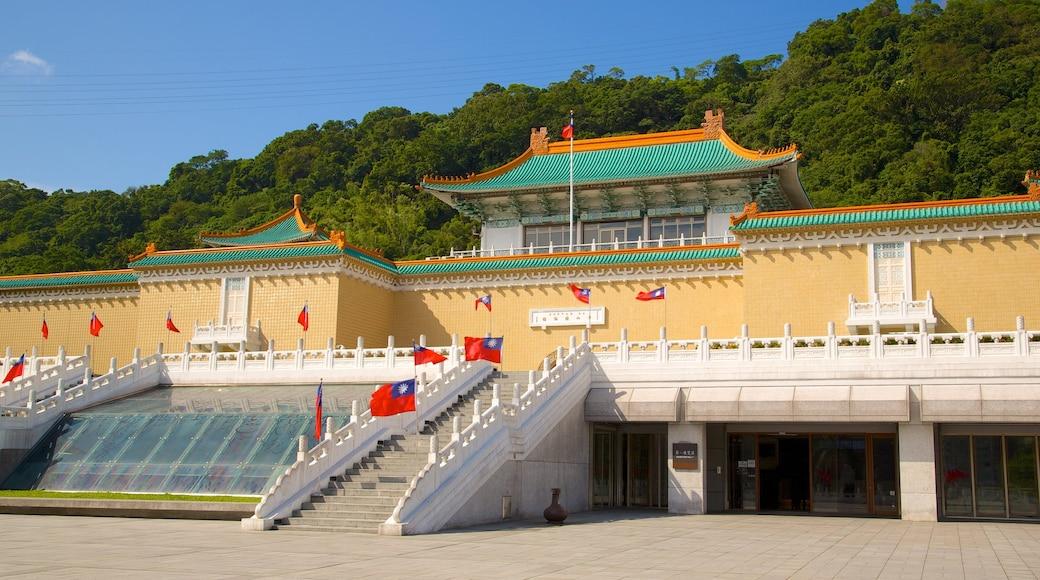 พิพิธภัณฑ์พระราชวังแห่งชาติ แสดง วัดหรือสถานที่เคารพบูชา