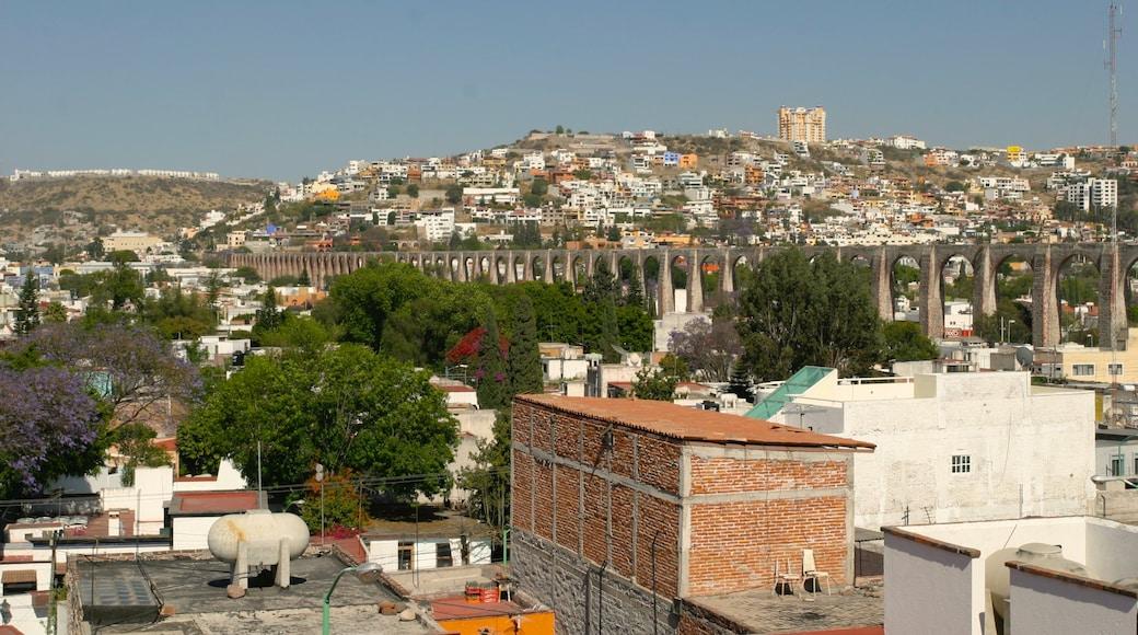 Queretaro featuring a city