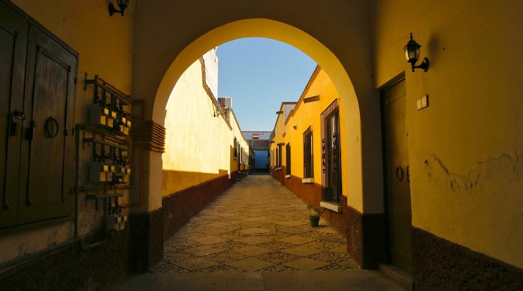 Queretaro featuring heritage architecture