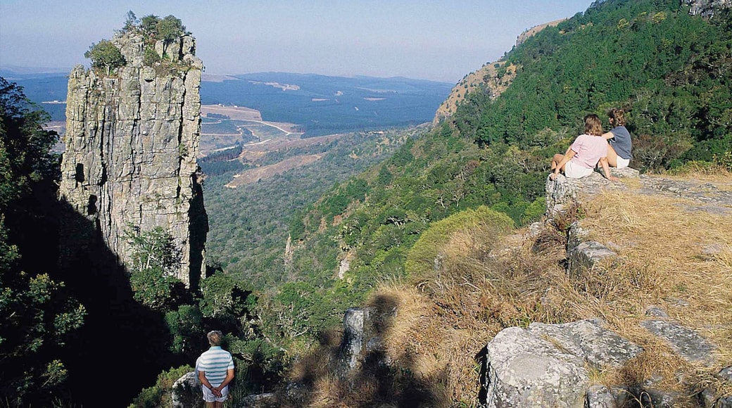 Graskop welches beinhaltet Landschaften, Berge und Wandern oder Spazieren
