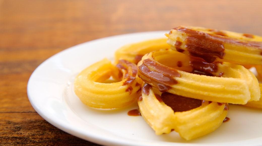 Málaga bevat eten