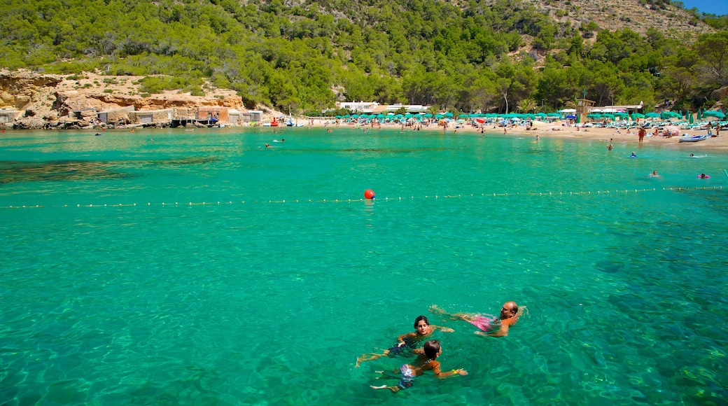 Spiaggia di Benirras caratteristiche di nuoto, vista del paesaggio e spiaggia