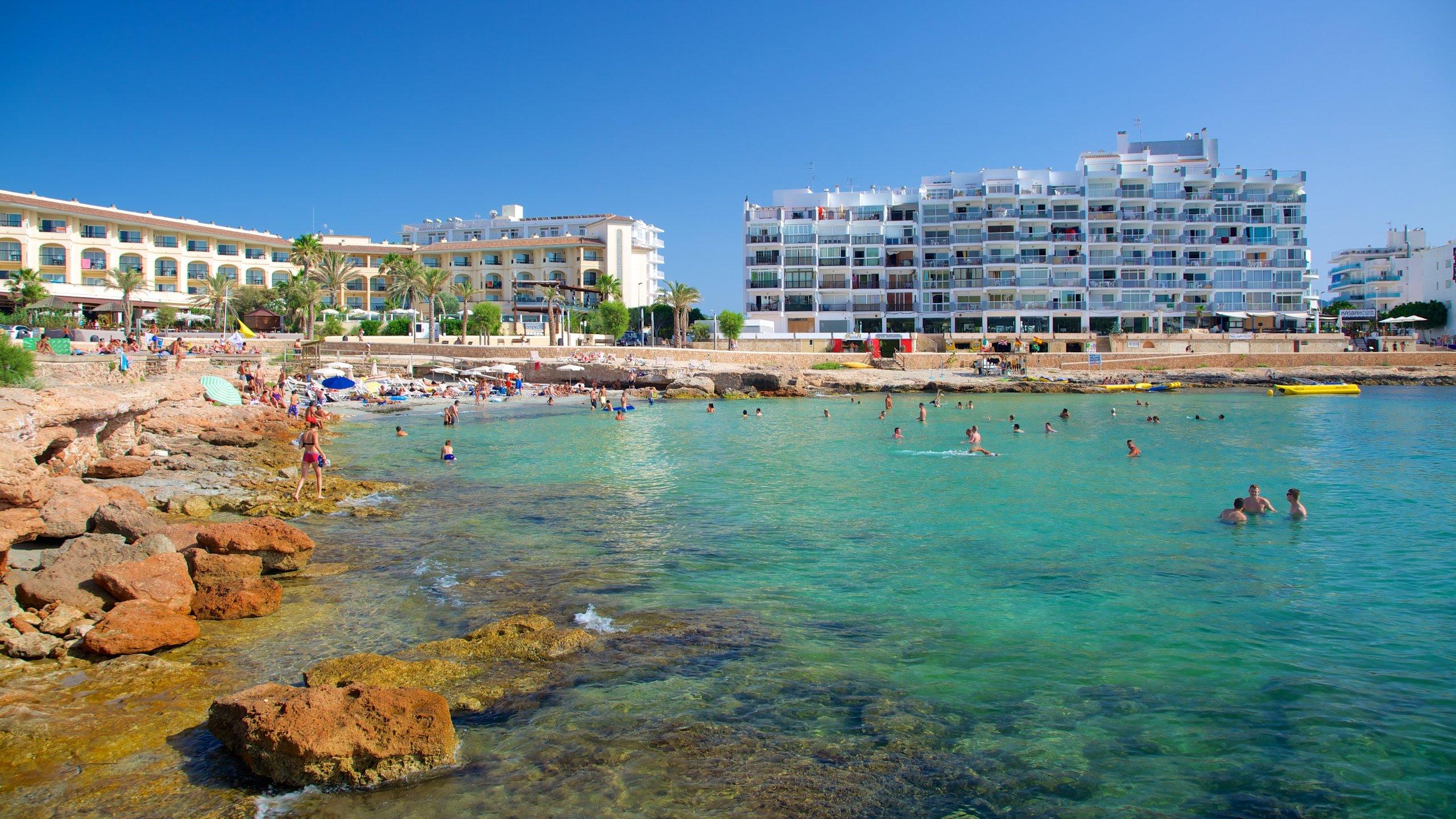 Sant Antoni de Portmany, Balearic Islands, Spain