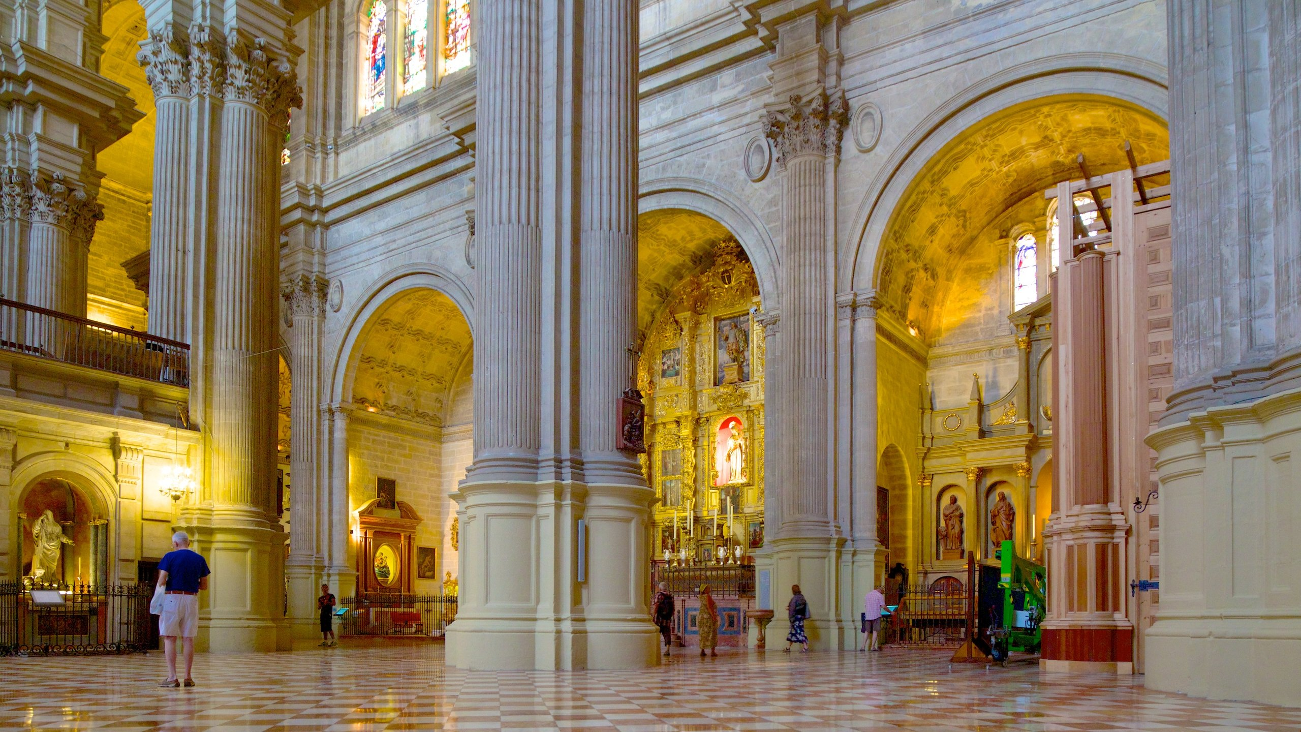 Top 10 Hotels Closest To Málaga Cathedral In Centro From