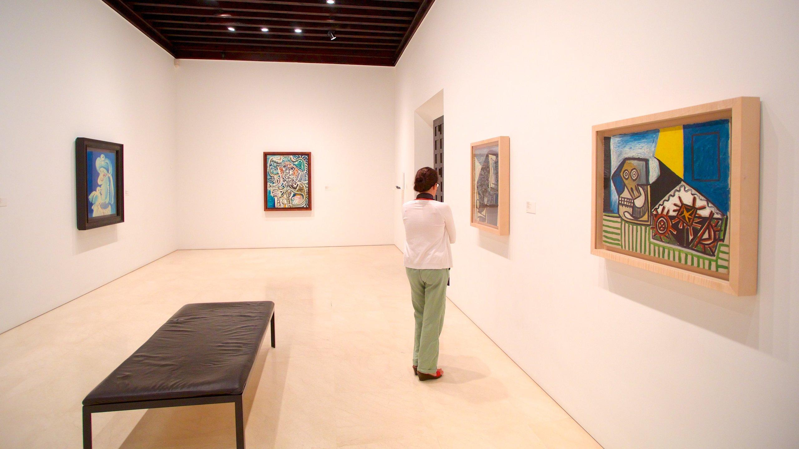 Instalado dentro do Palacio de Buenavista, um palácio do século XVI, este museu relata a vida e as obras do artista mais famoso de Málaga.